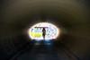 Basic Space (Thomas Hawk) Tags: cayman caymanislands grandcayman hotel julia juliapeterson ritzcarlton ritzcarltongrandcayman mrsth resort silhouette spouse tunnel vacation wife georgetown ky fav10 fav25 fav50