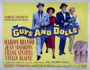 "Film Ad Poster, ""Guys and Dolls,"" 1955 (classic_film) Tags: 1955 fifties 1950s marlonbrando franksinatra jeansimmons vivianblaine musik musical music música film movie cine cinema hollywood entertainment celebrity beautiful schauspielerin mujerbonita actrice mujer hairstyle pretty glamour actriz schön frau actress niñabonita sensuous sexy brunette lady classic vintage retro old alt oll clásico película beauty prettygirl hübschefrau actor nostalgic nostalgia ephemeral clothing clothes wardrobe ropa kleidung advertising advertisement advert ad anuncio ads anzeige reklame publicidad publicité suit hat menswear"