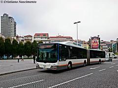 STCP 1106 (CN_Fotografias) Tags: stcp man cng articulado