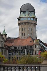 Urania-Stenwerte Zurich (yumievriwan) Tags: observatory zurich switzerland history building