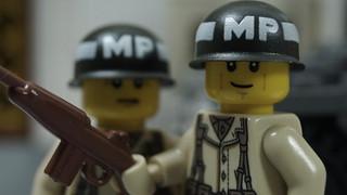 Lego Military Police