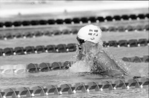 086 Swimming EM 1991 Athens