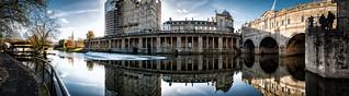 The Grand Parade, Bath, UK