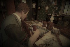 Mr. McKenzie's Clock Shop