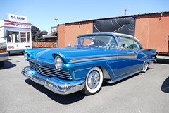 1957 Ford (bballchico) Tags: 1957 ford goodguys carshow mildcustom pinstripes johnlandree