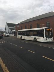 Borders Buses Enviro 200 YY17GSO 11714 (Daniely buses) Tags: service60 11714 westcoastmotors wcm yy17gso enviro200 bordersbuses