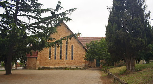 Anglican cathedral at Goulburn, NSW, Australia