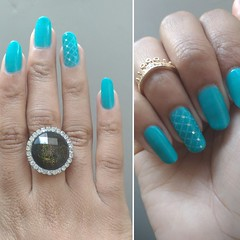 Anna Hickmann - tropical (Queen the Vampire) Tags: esmalte clubedoesmalte viciadaemesmalte unhasbr unhas
