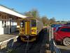 153377 Liskeard (3) (Marky7890) Tags: gwr 153377 class153 supersprinter 2l77 liskeard railway cornwall cornishmainline train