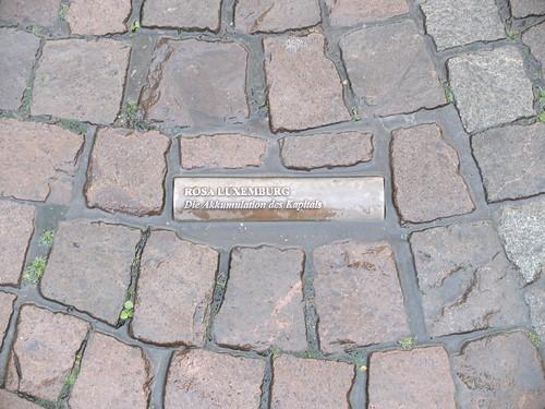 En mémoire des livres brûlés sous le régime nazi
