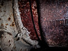 Asbestos Textile Boiler Gasket (Asbestorama) Tags: asbestos inspection gasket textile
