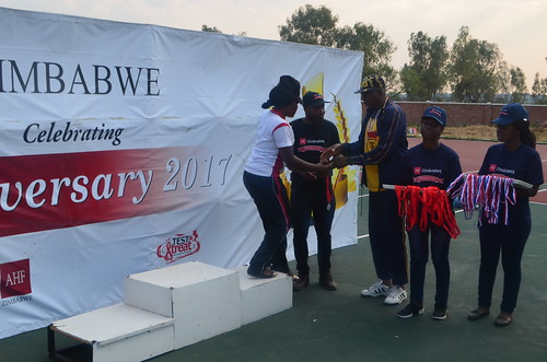 Zimbabwe First Anniversary & ICON Condom Launch
