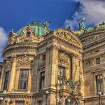 Paris France  - The Opera Garnier National Academy of Music - Historic Building thumbnail