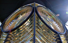 Lens (PJ Swan) Tags: lighthouse lens anglesey wales southstack