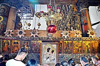 Greek Orthodox Basilica of Nativity, Bethlehem, West Bank, Palestine