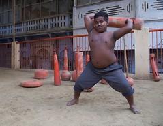 Power In a Small Package (Bradbury Lense) Tags: akhadas exercise gym india kushti training weightlifting wrestler wrestling