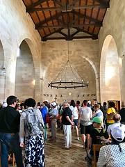 25 - Zarándokok a Kenyérszaporítás-templomban / Pútnici v Kostole rozmnoženia chlebov a rýb