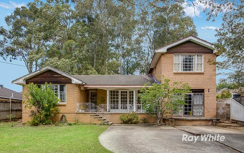 31 Cambewarra Av, Castle Hill NSW 2154