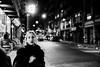 numa rua qualquer (renanluna) Tags: pessoa people noite night monocromia monochromatic pretoebranco blackandwhite pb bw buenosaires argentina ag fuji fujifilm fujifilmxt1 xt1 35mm fujinon35mmf14xfr fujinon renanluna mulher woman loira blond