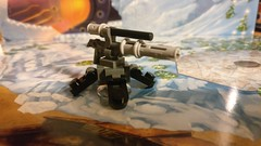 LEGO Star Wars Advent Calendar: Day #4 (Pinder Productions) Tags: 4 lego starwars adventcalendar advent day door turret gun minifigure christmas