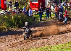 59 Off The Line (John Kocijanski) Tags: motorcycle hillclimb people groupofpeople vehicle race dirtbike sport canon70300mmllens canon7d racer rider