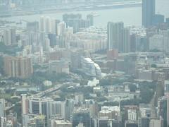 IMG_0574 (Sweet One) Tags: icc sky100 observationdeck view city skyline buildings towers hongkong harbour