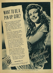 1946 Ad, Wheaties Cereal, General Mills, with Miss Minnesota Beauty Queen & Goldwyn Girl Karen Gaylord (classic_film) Tags: 1946 forties ad ads añejo alt american advertising america advert anuncio anzeige advertisement commercialism classic clásico consumerism magazine vintage retro generalmills wheaties girl revista reklame old oll werbung beautiful beauty woman frau fashion hübschefrau hübschesmädchen hair hairstyle prettygirl pretty printad publicidad publicité breakfast cereal kitchen essen eten comida comestible alimentation lady schön smile nostalgic nostalgia ephemeral época sexy sensuous elegant style