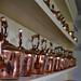 Copper (not brass!) kettles