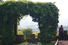 Altenstein - Schloss & Park / Castle & Park (Morgentor / Morning Gate) Tags: altenstei schloss castle park terrasse
