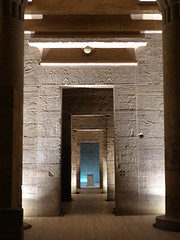 Temple of Isis, Philae (Aidan McRae Thomson) Tags: philae temple egypt ancient egyptian architecture ptolemaic