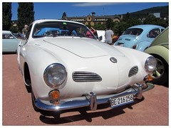 VW Karmann Ghia Typ 14 (v8dub) Tags: vw karmann ghia typ 14 volkswagen type schweiz suisse switzerland neuchâtel german pkw voiture car wagen worldcars auto automobile automotive aircooled old oldtimer oldcar klassik classic collector