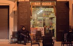 The Bar Sedile, in the Piazza del Sedile in Matera, where coffee is delicious. ((Paolo P)) Tags: matera basilicata italia italy bar cafe caffè coffee portrait ritratto negozio shop