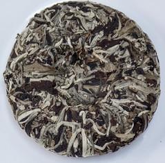 Moonlight White Buds Tea Cake (JavaJoba) Tags: chinesetea jackkennard moonlightwhitebuds china nikond5200 tea yunnan