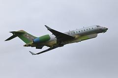 UAE 1326 (aledy66) Tags: uae 1326 heavily modified bombardier global express 6000 cambridge egsc airport united arab emirates air force glex bd700 gl6t airplane aircraft canon eos 6d mark ii mkii mk2 jet ef100400mm