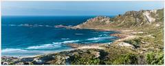 """Ensenada do Trece"" (Gerkraus) Tags: galicia coruña costadamorte canon panoramica serpent arou camelle camariñas paisaje landscape spain"