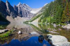 Lake Agnes - Explore #1 (thuygiaho) Tags: lake agnes canada banff tea house park