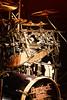 my drumset (drummerwinger) Tags: rot canon80d 50mm18stm drums drumset boarisch steel boarischsteel gig konzert licht light concert schlagzeug