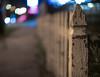 white picket fence (Jovan Jimenez) Tags: sony a6500 metabones speedbooster nikkor 50mm f12 ilce alpha 6500 focal reducer white picket fence gate street mirrorless dof ultra