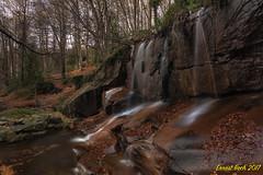 Montseny. (Ernest Bech) Tags: catalunya elmontseny river riu saltdaigua waterfall landscape longexposure llargaexposició