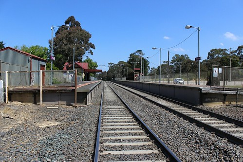 Macedon Railway Station