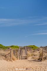 Exit - Salida (Koldo2ka) Tags: cielo puntaumbria punta playa dunas huelva
