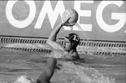 047 Waterpolo EM 1991 Athens