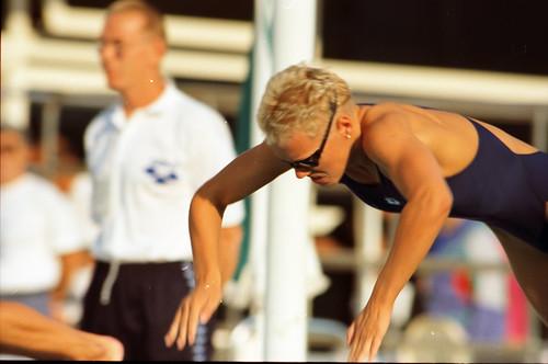 522 Swimming EM 1991 Athens