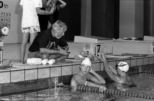 180 Swimming EM 1991 Athens