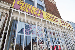 November 11, 2017 Closing Celebration of Philip's Shoe Repair