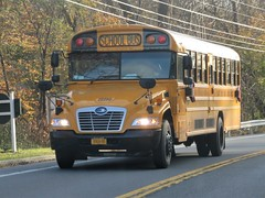 East End Bus Lines #0829G (ThoseGuys119) Tags: eastendbuslines orangecountytransitllc schoolbus maybrookny 2018 propane gasoline birdbus