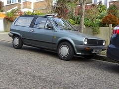 1988 Volkswagen Polo (Neil's classics) Tags: vehicle wagon estate