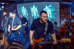 """Олег Елкис и """"Северный Флот"""". Фотоистория концерта в Саратове"""