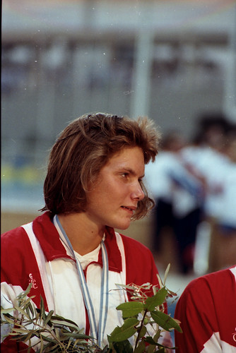 482 Swimming EM 1991 Athens