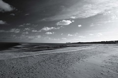 Malahide (rickybon) Tags: malahide strand beach sea water sand landscape dublin ireland bw pentaxflickraward pentaxk5 pentaxart pentax k5 riccardobonelli